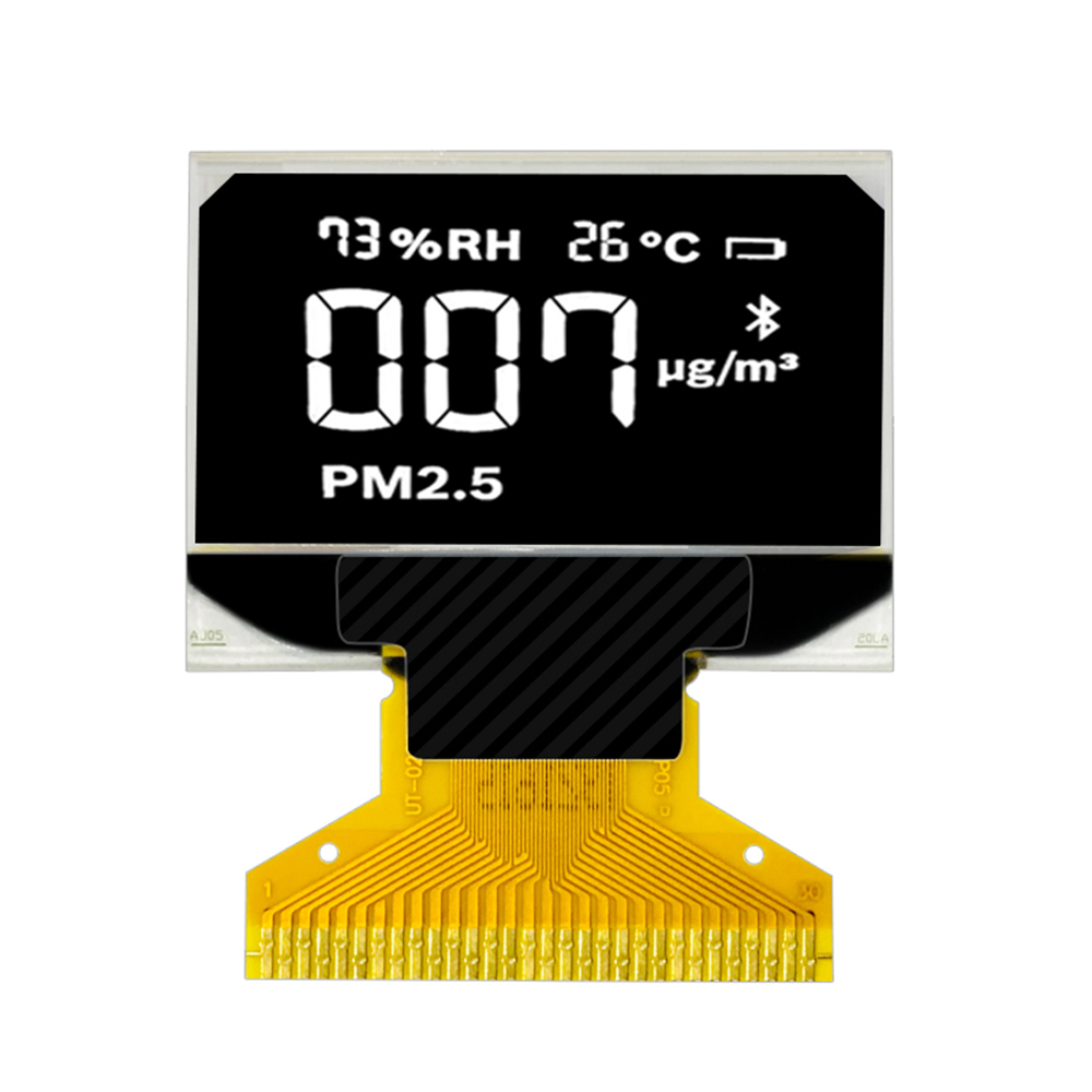 Taidacent 128 * 64 SSD1306 0.96 Inch Welding 30PIN Display White, Blue, Dual Color LCD COG Display Monochrome OLED Display