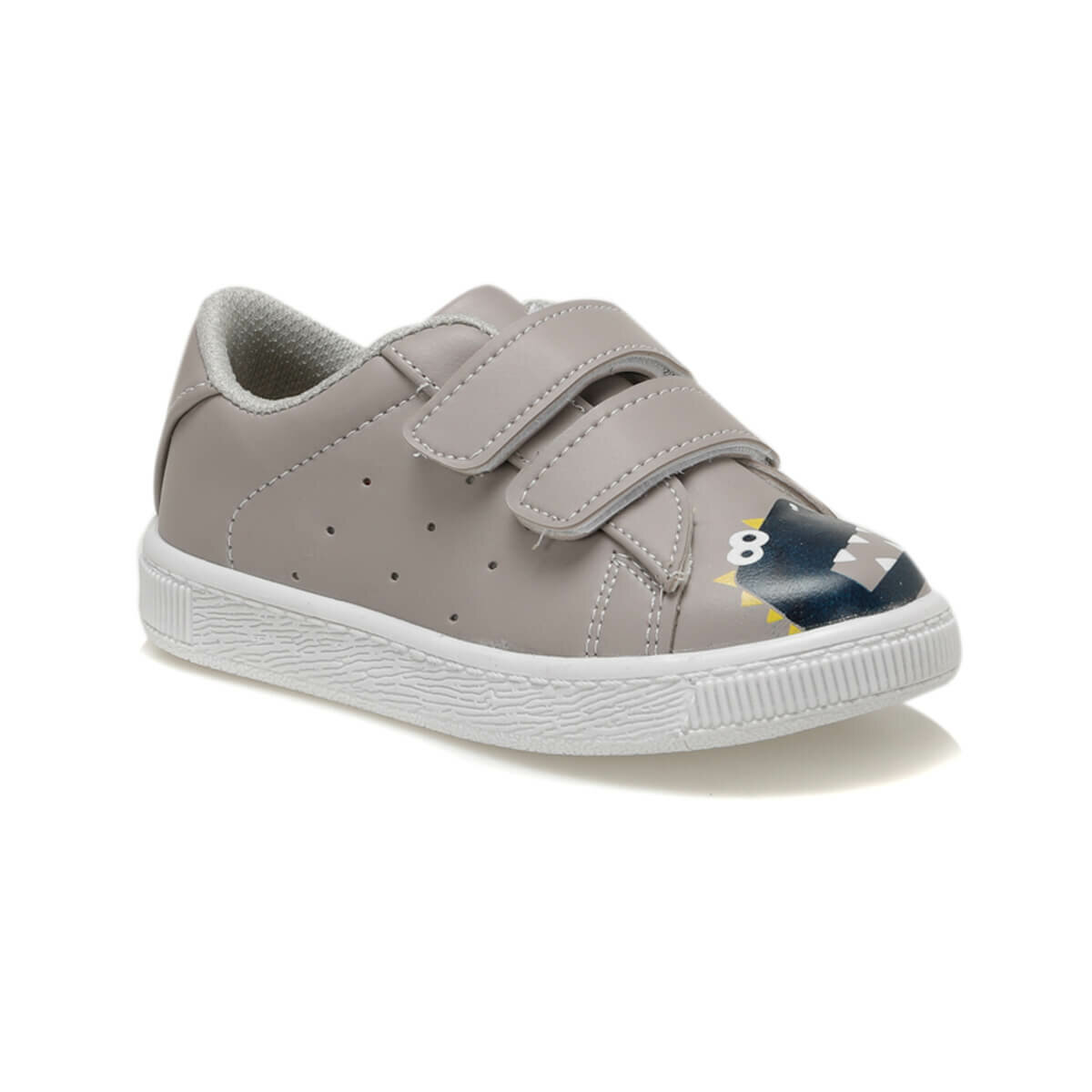 FLO 91. LACOW. P Gray Male Child Shoes SPYMAN