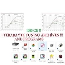 Remaps Database +Car+Truck+Motorcyle+1TB Chip Tuning Files+800GB DAMOS(Edc17)Immo Off+Kessv2+Ecm Titanium+Dpf Egr Lambda Remover