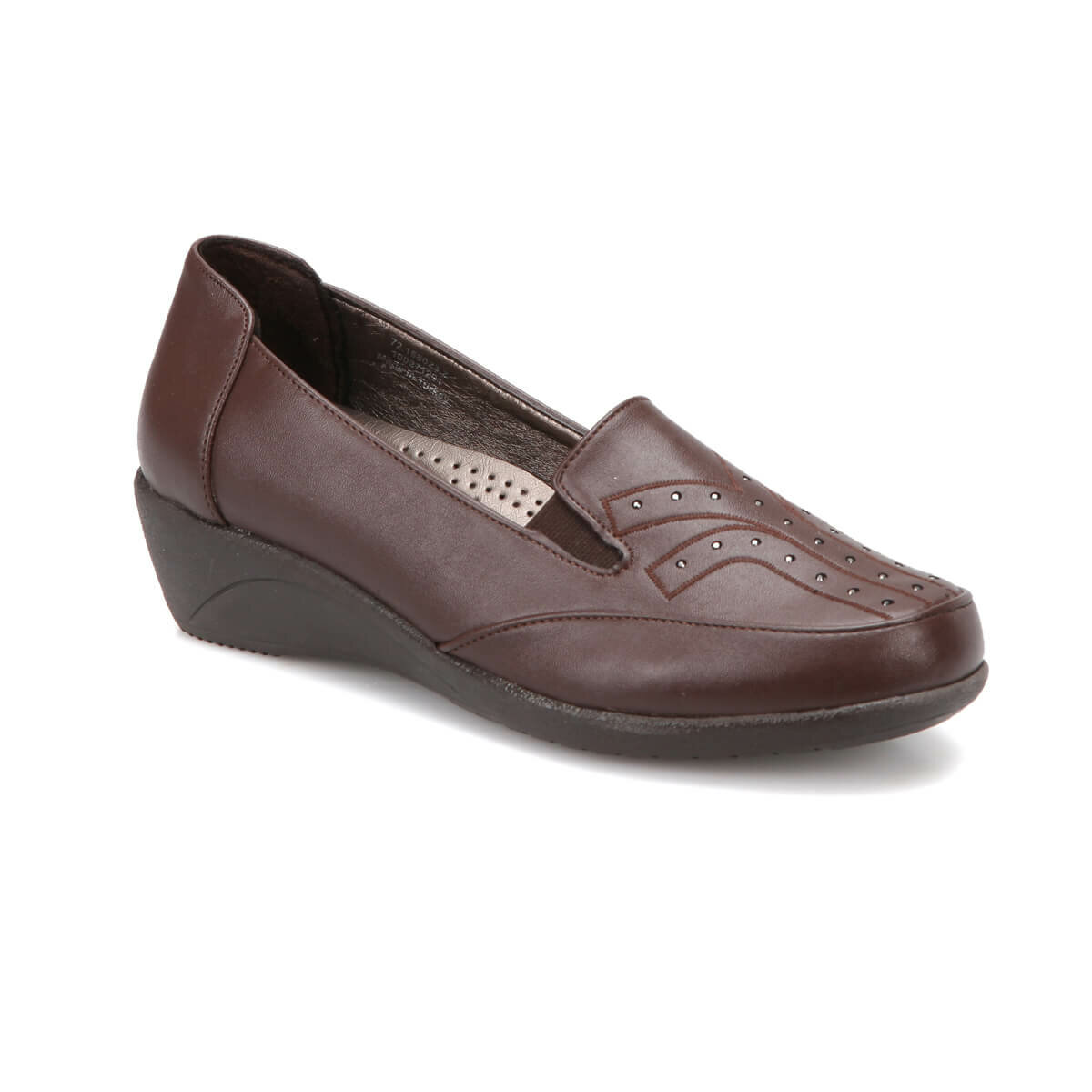 FLO 72.158023.Z Brown Women 'S Comfort Shoes Polaris