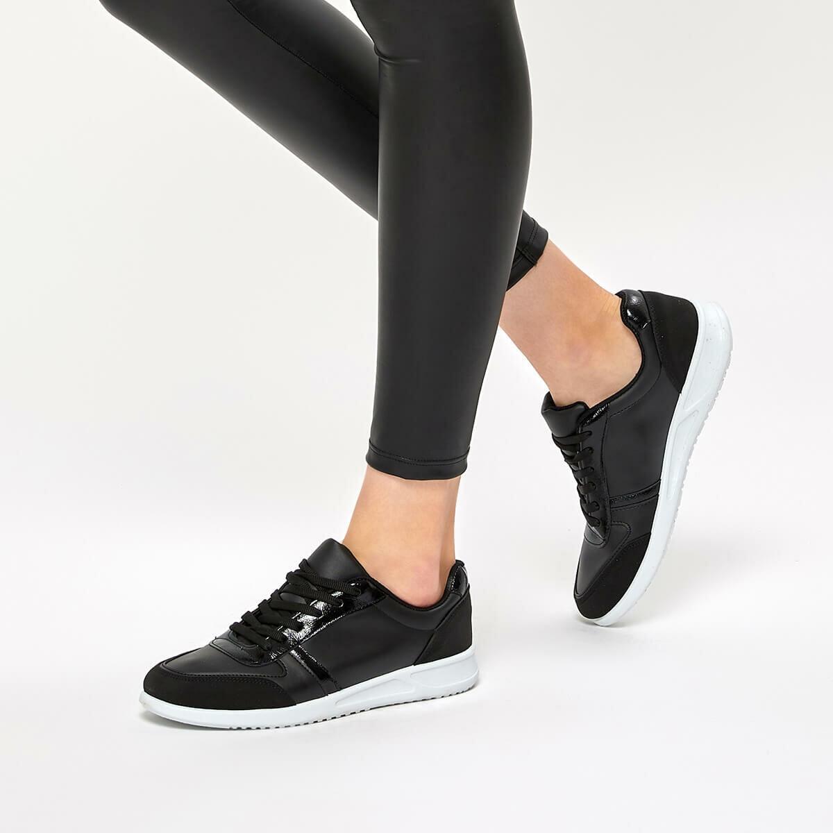 FLO 92. 314856.Z Black Women Sneaker Polaris