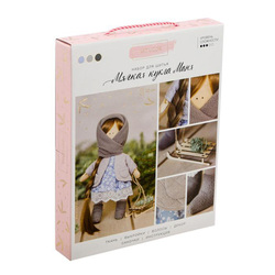 3299323 Manya interior doll, sewing kit, 18,9*22,5*2,5 cm