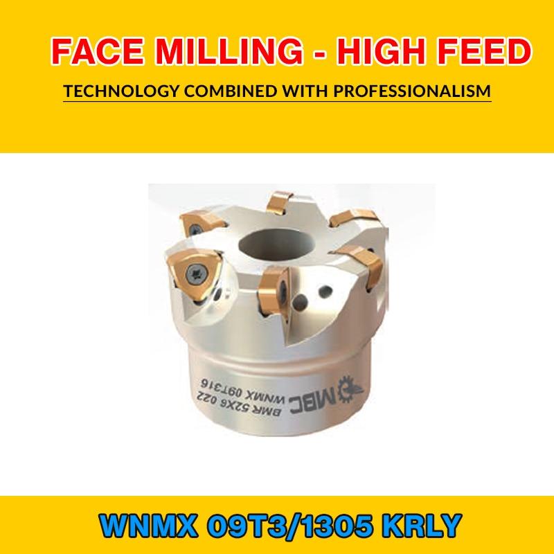 TK WNMX 13 010 KRLY FACE MILLING   HIGH FEED BMR 50X3 022 WNMX 130520|Hob| |  - title=