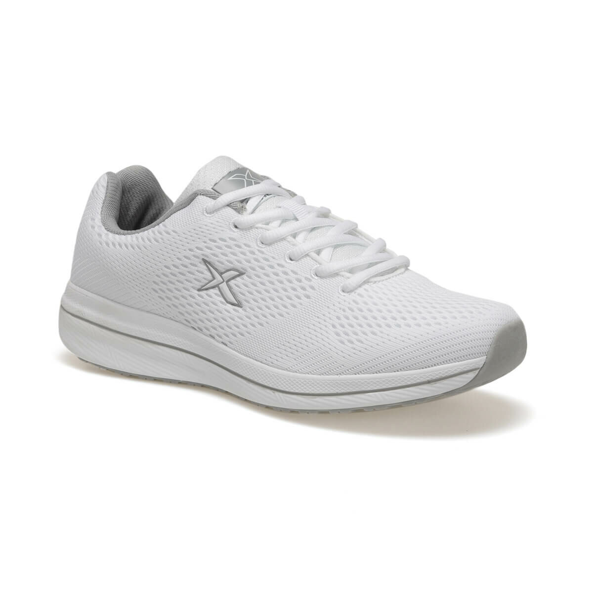 FLO ADELIO II White Male Walking Shoes KINETIX