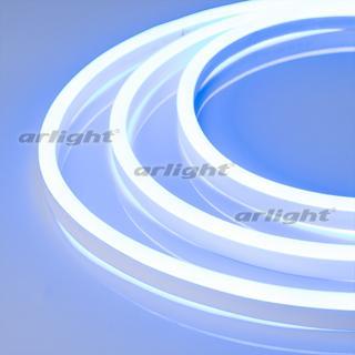 021345 Flexible Neon ARL-CF2835-Mini-24V Blue (16x8mm) ARLIGHT 50th