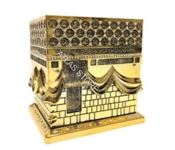 Ozdoba na Kaaba modele Kaaba ozdoba kolor złoty lub srebrny tanie i dobre opinie Unbranded