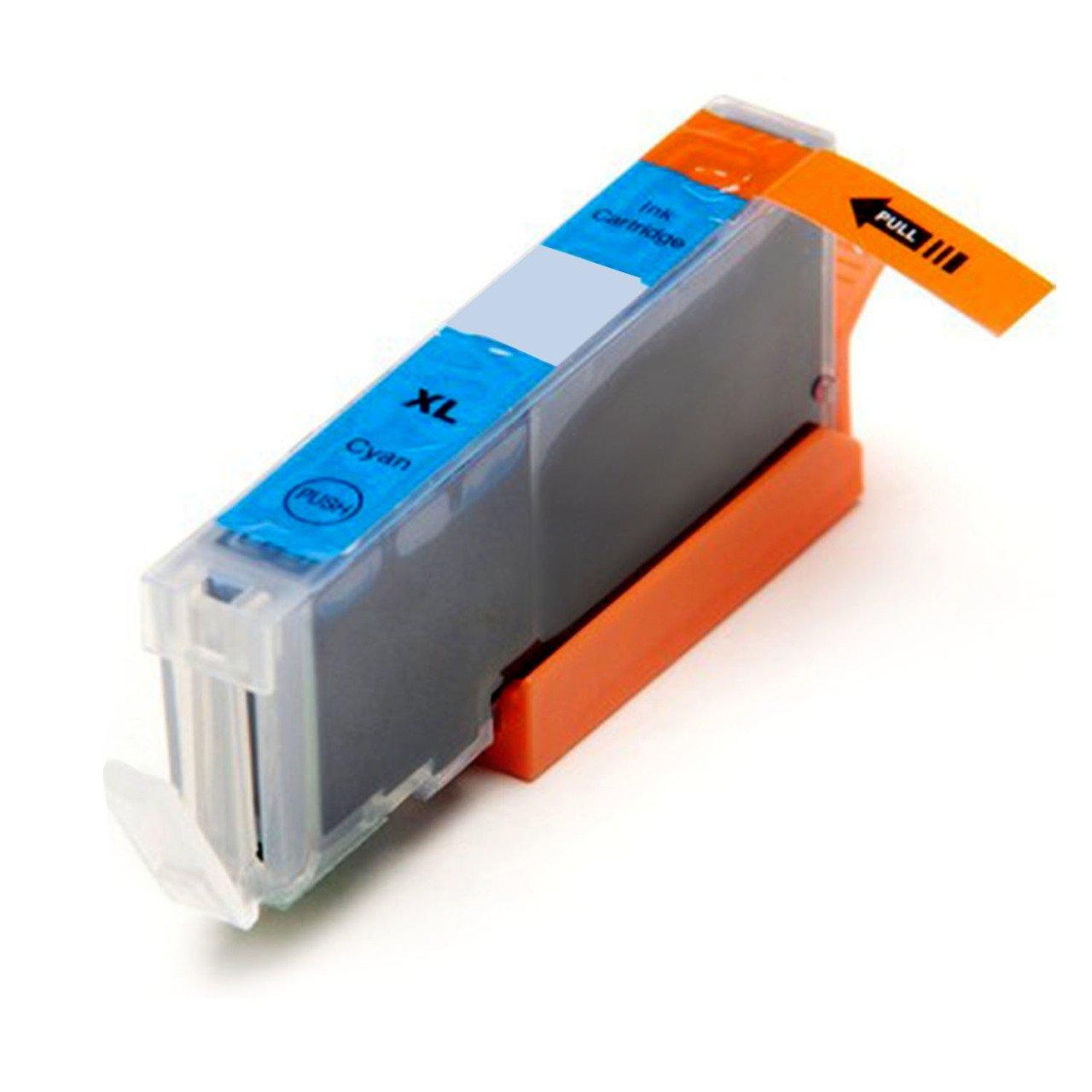 CANON CLI 551 синий муадил CARTRIDGE-iP7250/ iP8750 MG5450/ MG5550/ MG5650/ MG6350/ MG6450/ MG6650/ MG7150/ MG7550/ MX725/ MX925/I