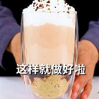 爆香栗子奶茶的做法,小兔奔跑冬季热饮配方教程的做法图解10