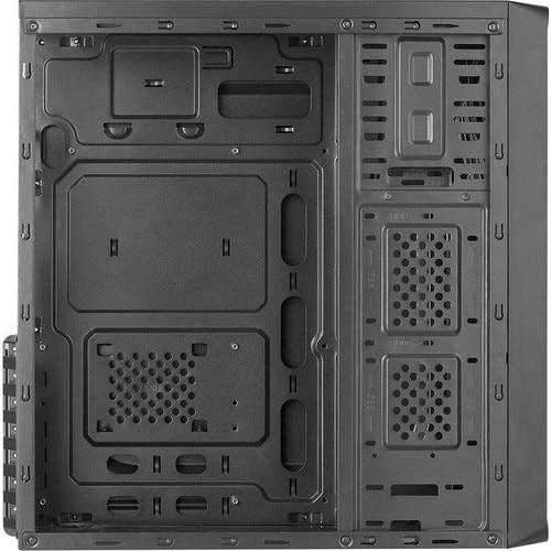 Power Boost VK-1625 350W USB 3.0 ATX Shiny Piano Black Computer case (JBST-VK1625) 4