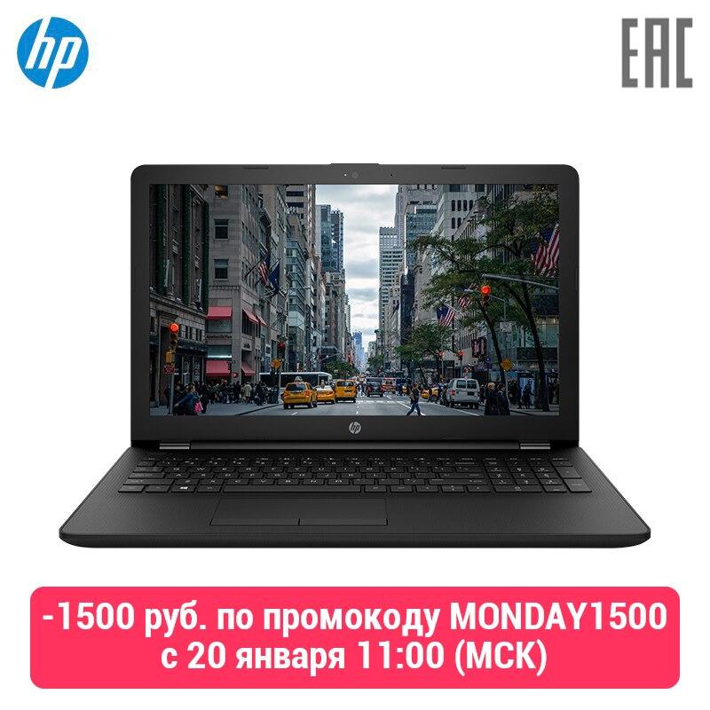 "Laptop HP 15-bs142ur 15.6 ""HD (Core I3 5005U/4 GB/256 GB SSD/noDVD/ VGA Int/DOS) Black (7GU87EA)"