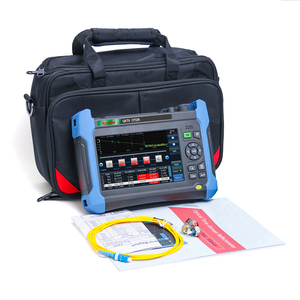 Image 5 - KOMSHINE QX70 S 1310/1550nm, 32/30dB OTDR optical domain reflectometer 128km with VFL,OPM,iolm,inspection probe function