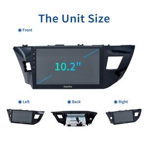 """Image 5 - Dasaita 10.2 """"Multimedia Dellautomobile Android 10.0 per Toyota Corolla 2014 2015 2016 TDA7850 Multi Schermo di Tocco HDMI 4GB di RAM"""