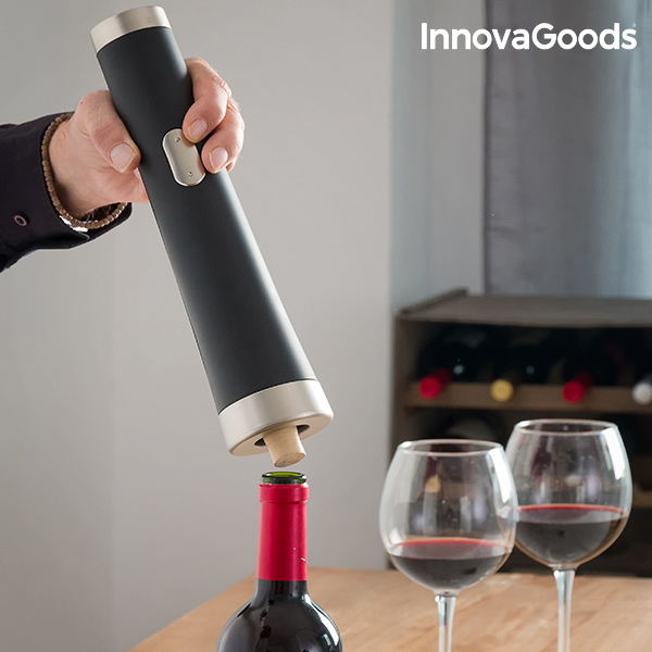 InnovaGoods Electric Corkscrew