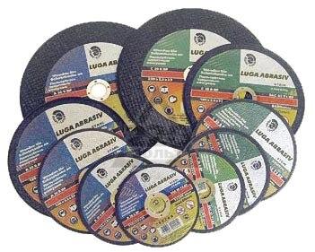 Circle Cutting MEADOWS-ABRASIVE 400X3X32 A24 Metal