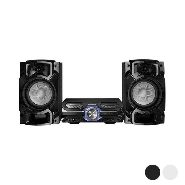 Mini Hifi Panasonic Corp. SC AKX320E Bluetooth USB 2.0 450W Desktop Digital Music Player     - title=