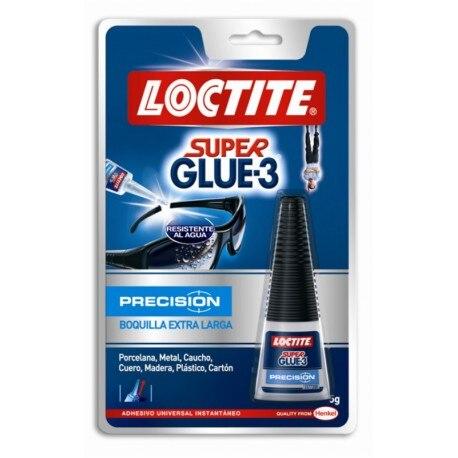 INSTANT GLUE 5 G SUPER GLUE3 Loctite