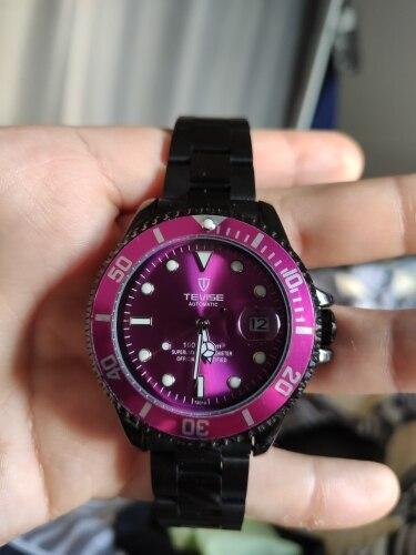 -- Relógio Mecânico Automático