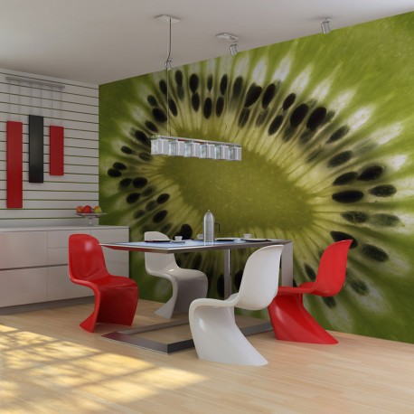 Photo Wallpaper-fruit Kiwi