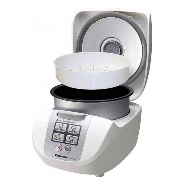 Rice Cooker Panasonic Corp. SRDF101WXB 750W 1L White|  - title=