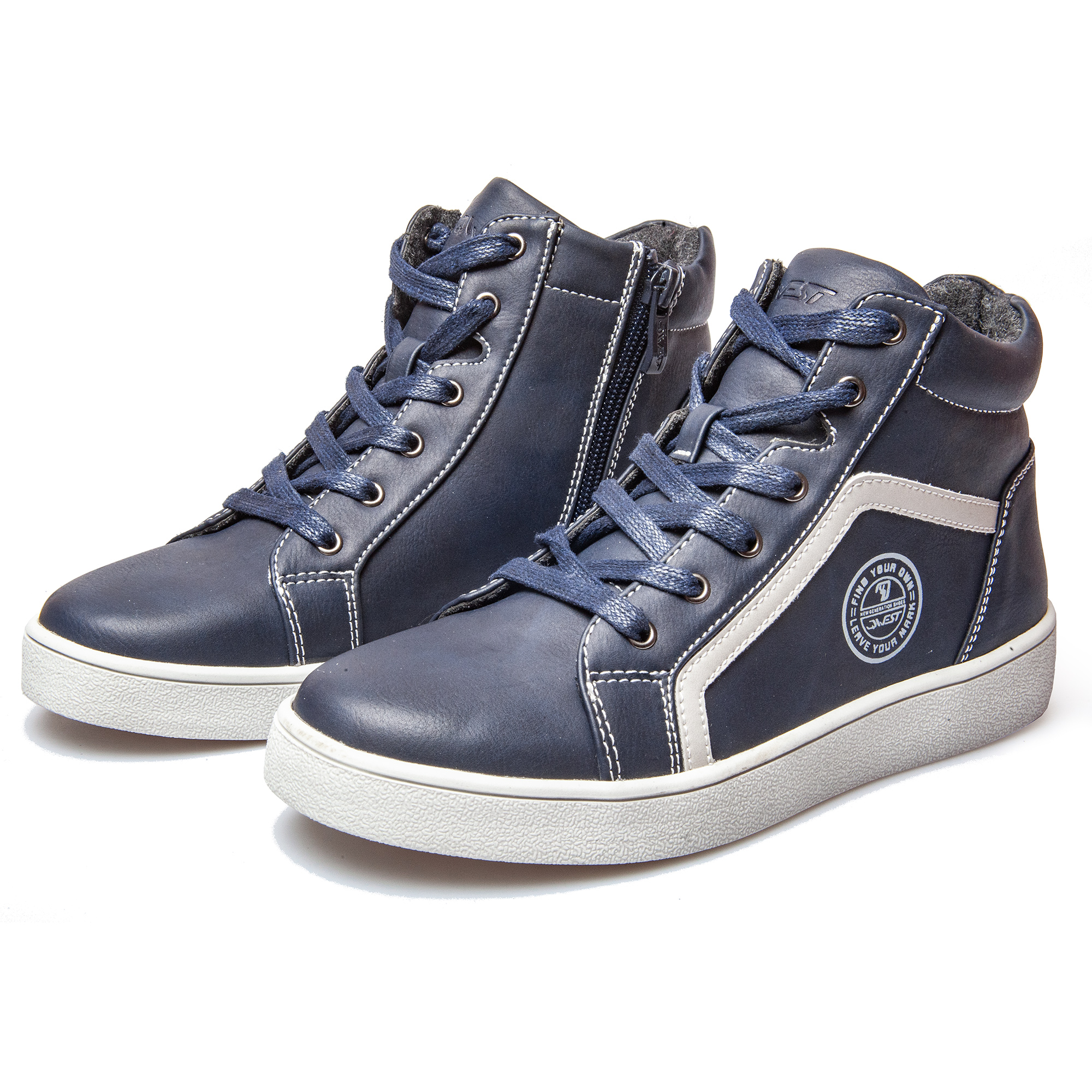 Shoes Teenage Shoes For Boys Age 92B-LM-1503 Quest Shoes For Children 33-38 # Stylish, Fashion, Durable Shoes