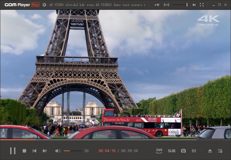 GOM Player Plus v2.3.57.5321 本地视频播放软件