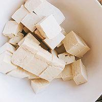 溜豆腐(家常超简约版)的做法图解1