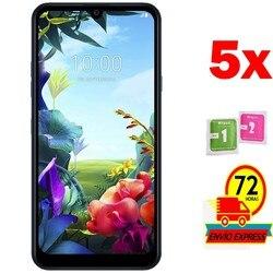 5x ochraniacz ekranu szkło hartowane nie obejmuje todo para do LG K40s 2019 szkło hartowane
