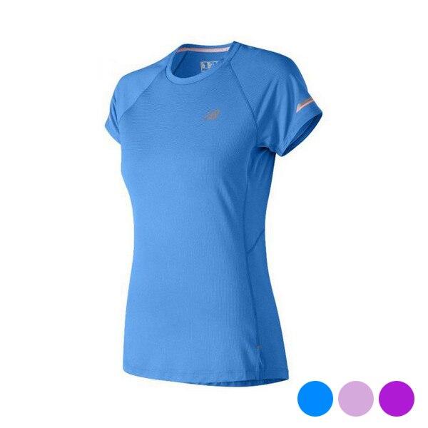 Short-sleeve Sports T-shirt New Balance NB Ice 2.0 Lady