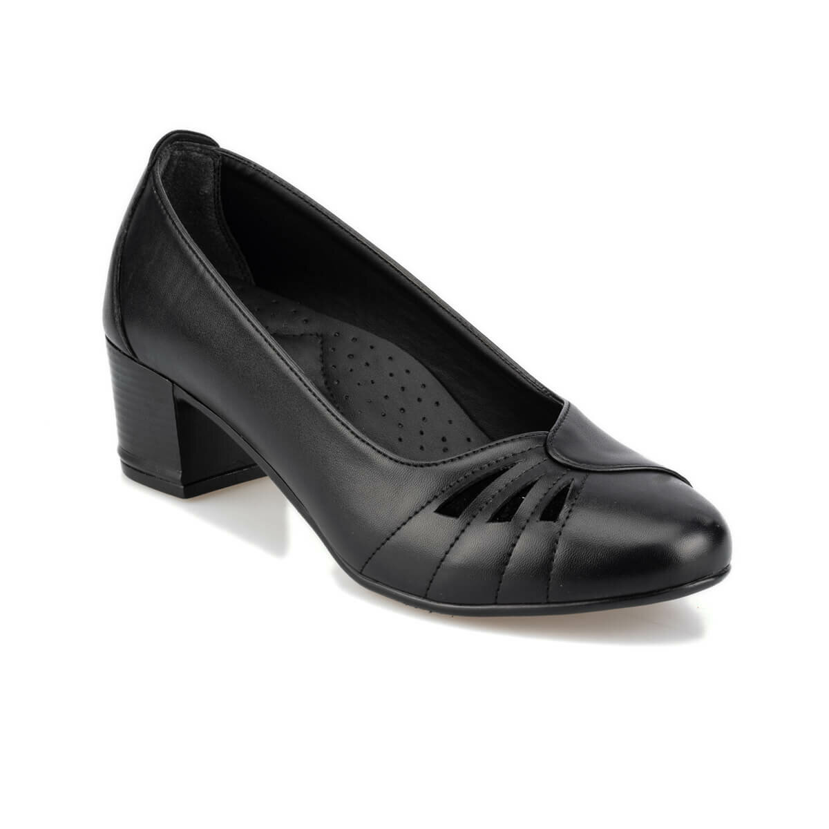 FLO 92.151061.Z Black Women Gova Shoes Polaris