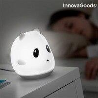 InnovaGoods şarj edilebilir silikon lamba Panda