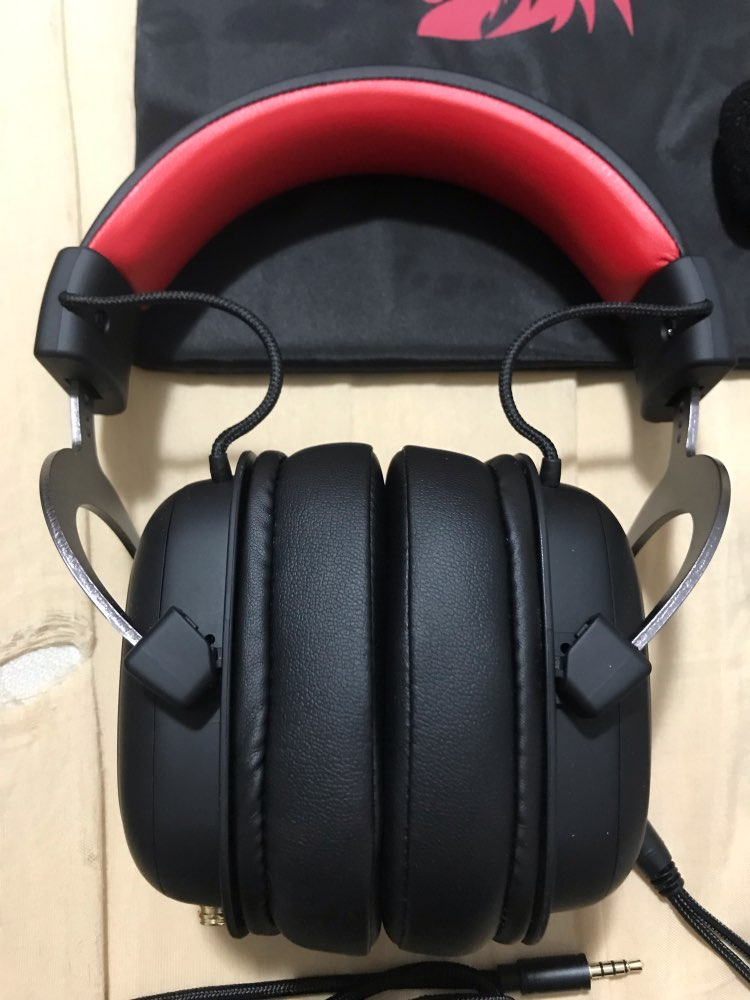 Fones de ouvido surround-sound interruptor interruptor