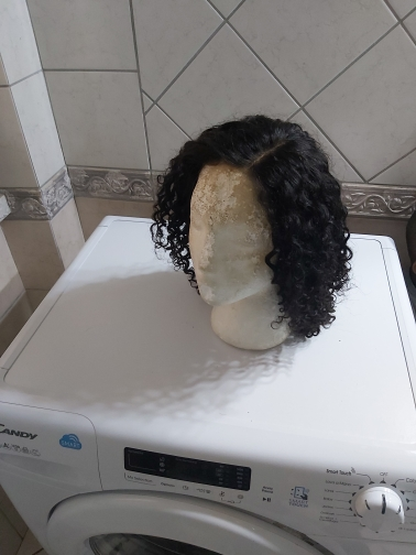 Newa Hair 13x6 Curly Lace Front Human Hair Wigs Pre Plucked Cheap Lace Front Wigs Short Bob Wigs Brazilian Remy Lace Frontal Wig|pre|   - AliExpress