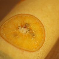 """#美食说出""""新年好""""#蓝莓果酱香橙蛋糕卷的做法图解19"""
