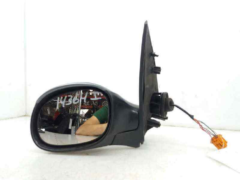 015816 LEFT REARVIEW MIRROR PEUGEOT 206 SALOON|Rearview Mirror Cover| |  - title=
