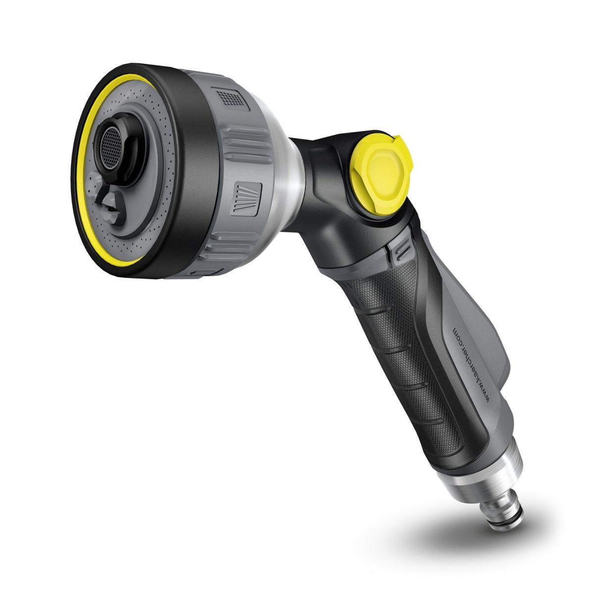 Spray gun KARCHER (2.645-271) (4-mode spray adjust water pressure, rotary knob, di