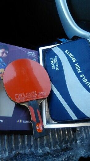 Raquetes de tênis de mesa Madeira Raquete Ataque