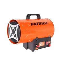 Пушка тепловая газовая PATRIOT GS 16(Поток воздуха 350 м3/ч, мощность 16000 кВт, защита от перегрева, пропан/бутан