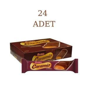 Caramel Baton Chocolate Ulker Caramio 24 PC