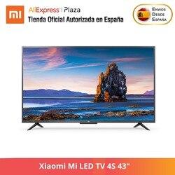 Xiaomi Mi LED TV 4S 43 ,108 cm (43) 4K Ultra HD Smart TV WiFi Negro LED TV,3840x2160 Pixeles,LED, smart TV,WiFi,Negro