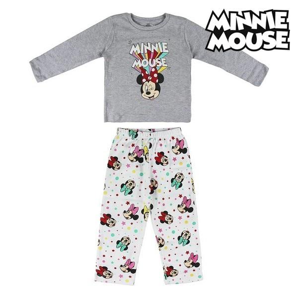 Children's Pyjama Minnie Mouse 74737 Grey