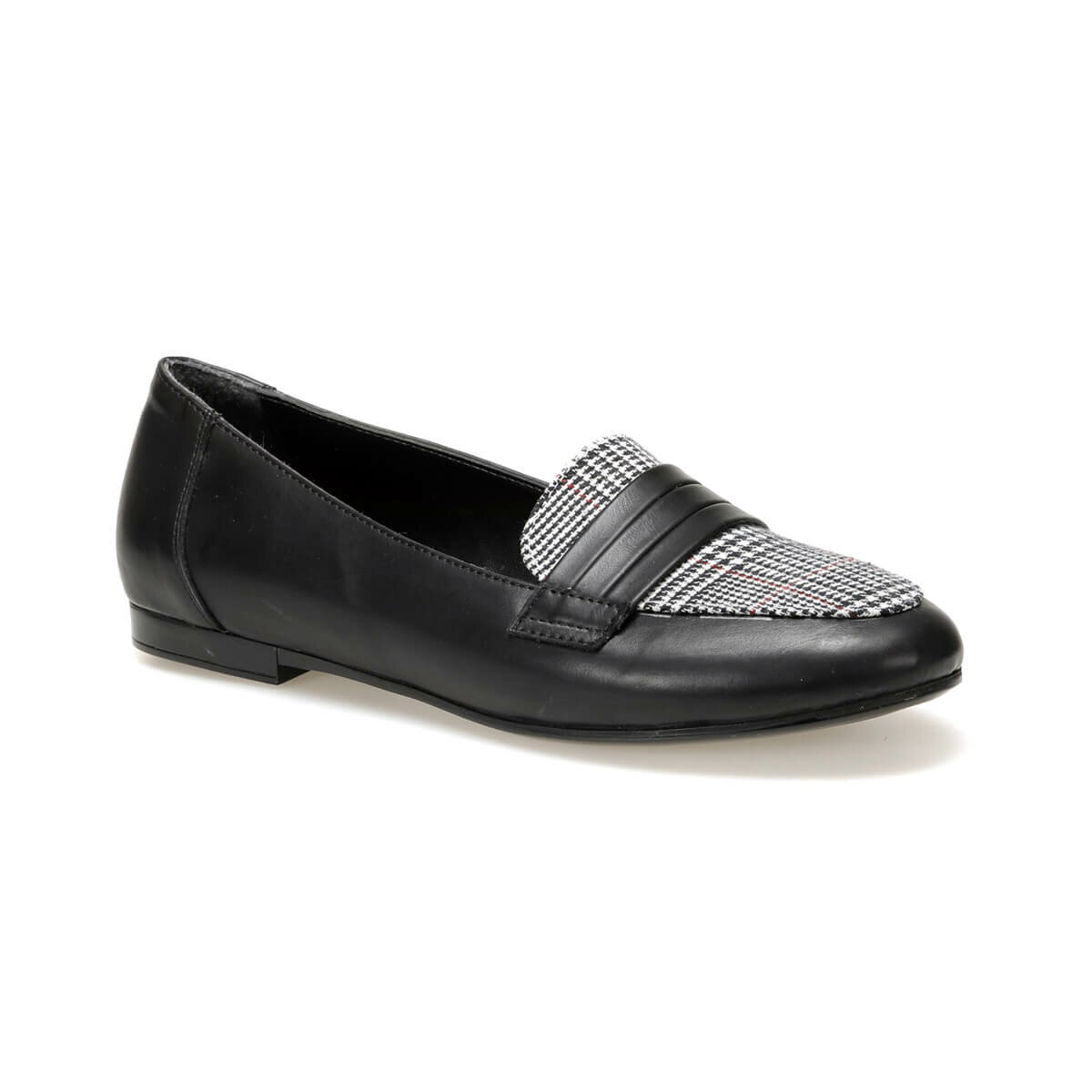 FLO DW19011 Black Women Loafer Shoes Miss F