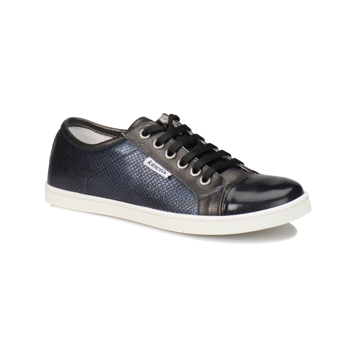 FLO MARCY Navy Blue Women 'S Sneaker Shoes KINETIX