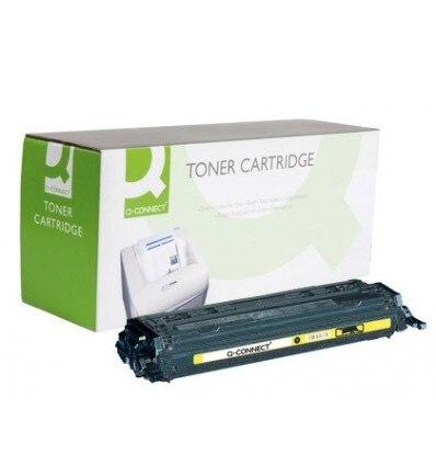 Q-CONNECT de TONER COMPATIBLE HP CE322A pour couleur LASERJET P1525N/1525NW/M1415FN/M1415FNW-1300PAG-