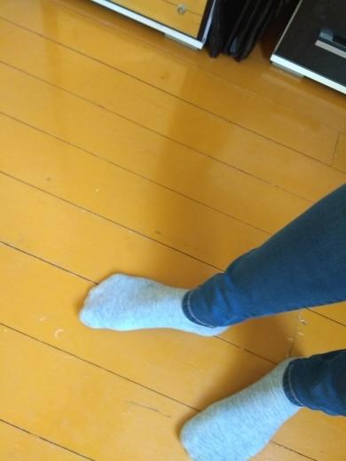 Autumn Winter Women Denim Skinny Pants Super Stretch Fake Front Pocket Waist  Blue Grey Black White Slim Elastic Lady Jeans photo review
