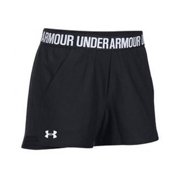 Men's Sports Shorts  Under Armour 1292231-002 Black (Size xs - us)