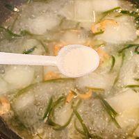 五分钟快手!低脂暖胃好喝不胖~冬瓜海带汤的做法图解7