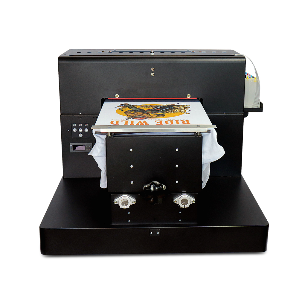Multicolor A3-formaat DTG digitale kledingprinter rechtstreeks voor - Office-elektronica - Foto 4