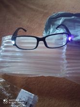 Goods arrived, delivery long, almost two month, goods good, only in glasses diodes shine d