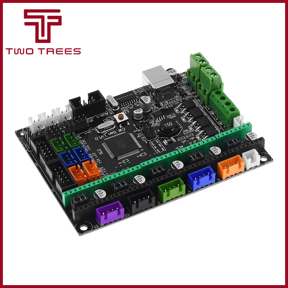 WitBot MKS Gen L V1.0 Controller Board Integrated mainboard Compatible Ramps1.4//Mega2560 R3 Support a4988//DRV8825//TMC2100