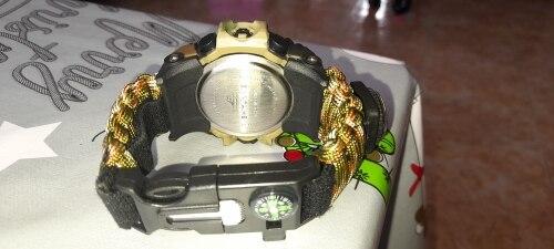 שעון צבאי לחיילים דגם 203 photo review